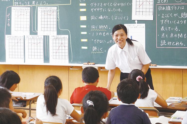 小学校教諭