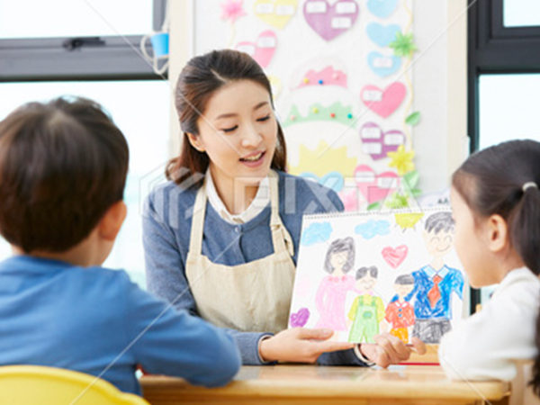 幼稚園教諭としての活躍