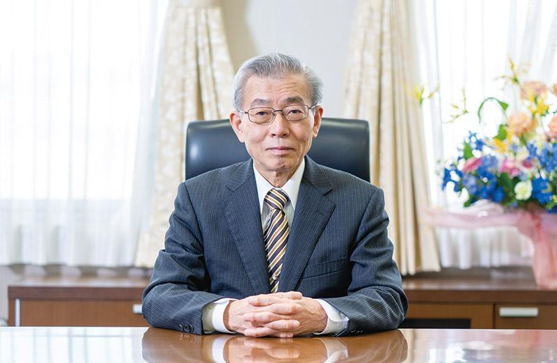 柴田学園大学 学長  大島 義晴