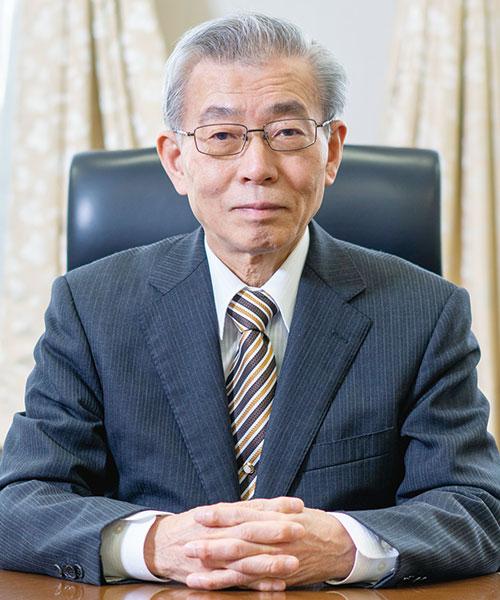 学長 加藤 陽治 (教授)