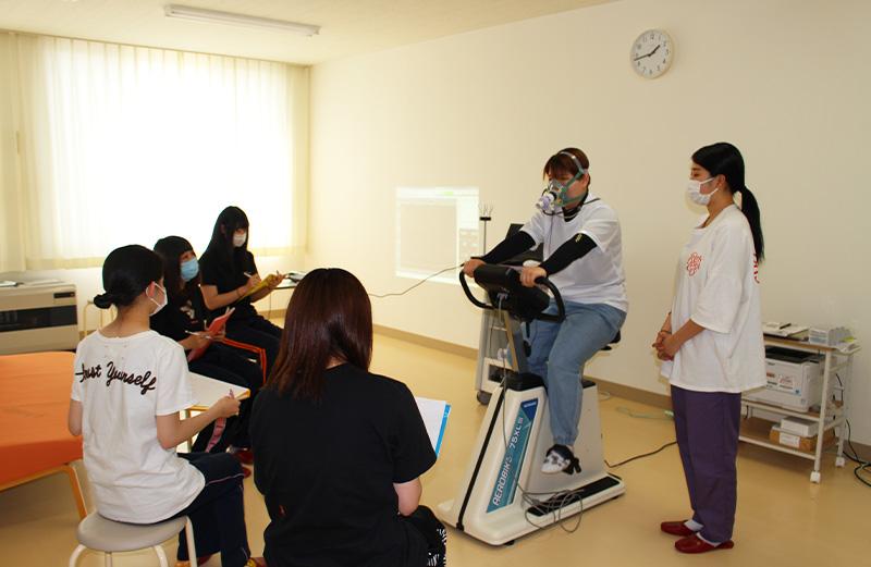 臨床栄養学実習室